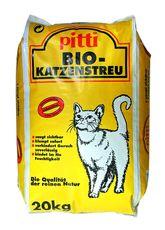 pitti Bio Katzenstreu