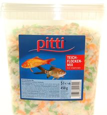 pitti Teichflocken Mix