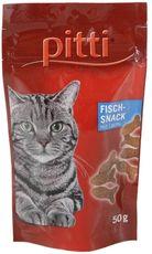 pitti Fisch-Snack mit Lachs
