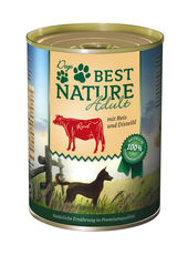 Dogs Best Nature Rind mit Reis