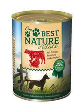 Dogs Best Nature Pute und Rind mit Karotten