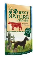 Dogs Best Nature Rind mit Spätzle und Karotten