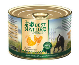 Cats Best Nature Geflügel mit Leber und Haferflocken
