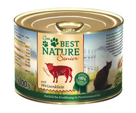 Cats Best Nature Senior Lamm mit Weizenkleie