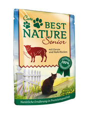 Cats Best Nature Senior Lamm mit Gerste