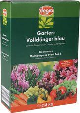degro Garten-Volldünger blau