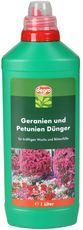 degro Geranien und Petunien Dünger