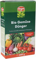 degro Bio Gemüse Dünger