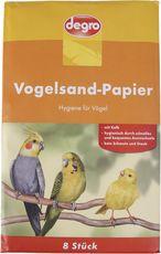 Vogelsand-Papier 35x21 cm