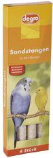 Sandstangen für Käfigvögel