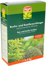 degro Buchs- und Koniferen-Dünger