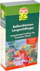 degro Balkonblumen Langzeitdünger