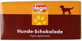 Hundeschokolade