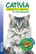 Cativia Katzenkissen Mundpflege